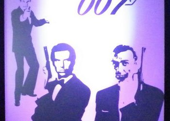 Bond Collection Illuminated Sign
