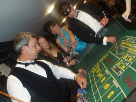 Casino Party Milton Keynes - Masked Ball 1