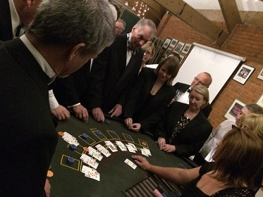 Dorchester Rugby Club Casino Night 1