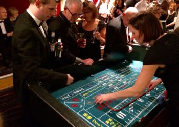 Casino Party Night