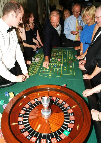 James Bond Casino Party Chelmsford - Charity 3