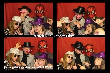 The Ivory Room's Billericay, 40th Birthday Party 2