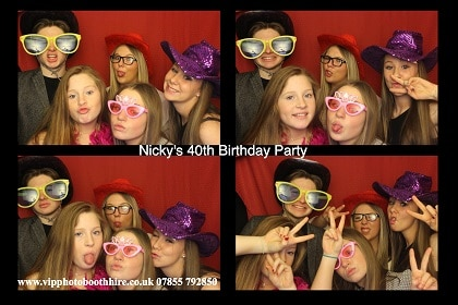 The Ivory Room's Billericay, 40th Birthday Party 3