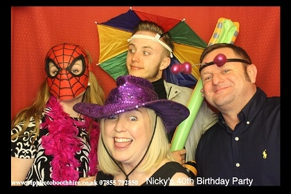 The Ivory Room's Billericay, 40th Birthday Party 1