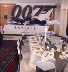 The Park Inn Hotel Bedford - James Bond Gala Dinner 1
