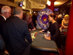 Wolsley Theatre Ipswich - Charity Fundraising Gala Casino 1