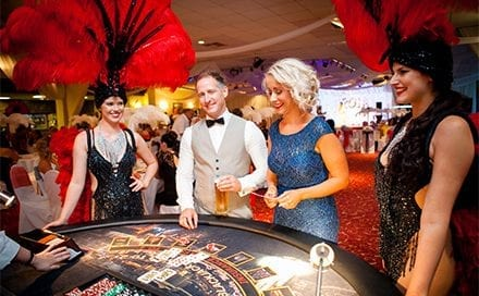 30th Birthday Casino Night