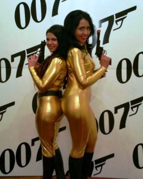 James Bond Theme Fun Casino Hire