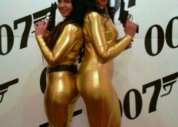 James Bond Theme Fun Casino Hire