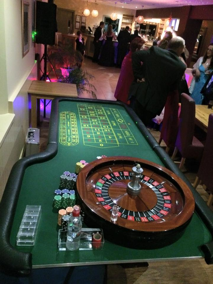 Fun Hire Casino - Roulette