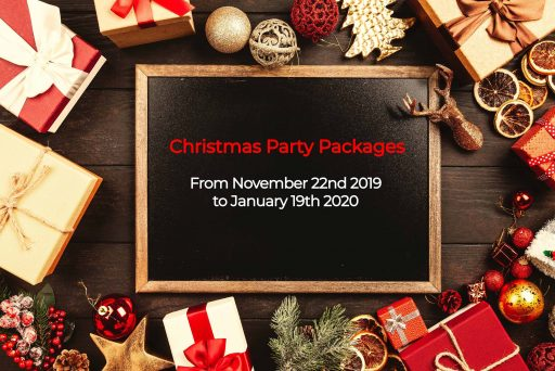 Christmas Party Packages