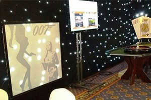 James Bond Theme Party Hire