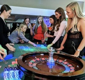 Casino Party Hire Roulette