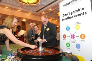 Corporate Casino Hire Roulette