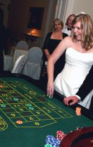Wedding Night Casino Hire