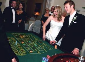 Wedding Night Casino Hire