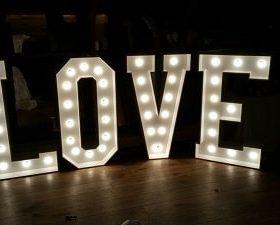 illuminated letters 1