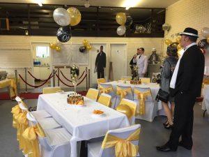 Fun Casino Hire 40th Birthday Party