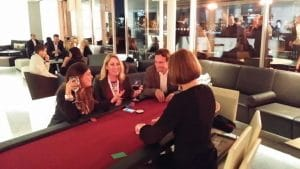 Casino Hire Poker Table