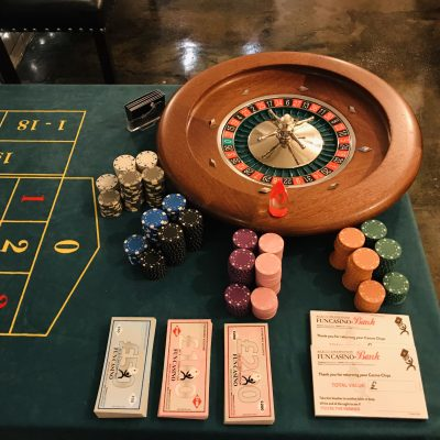 DIY ROULETTE GAME