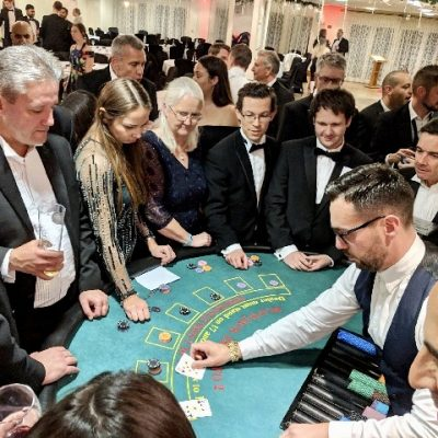 Corporate Entertainment Night